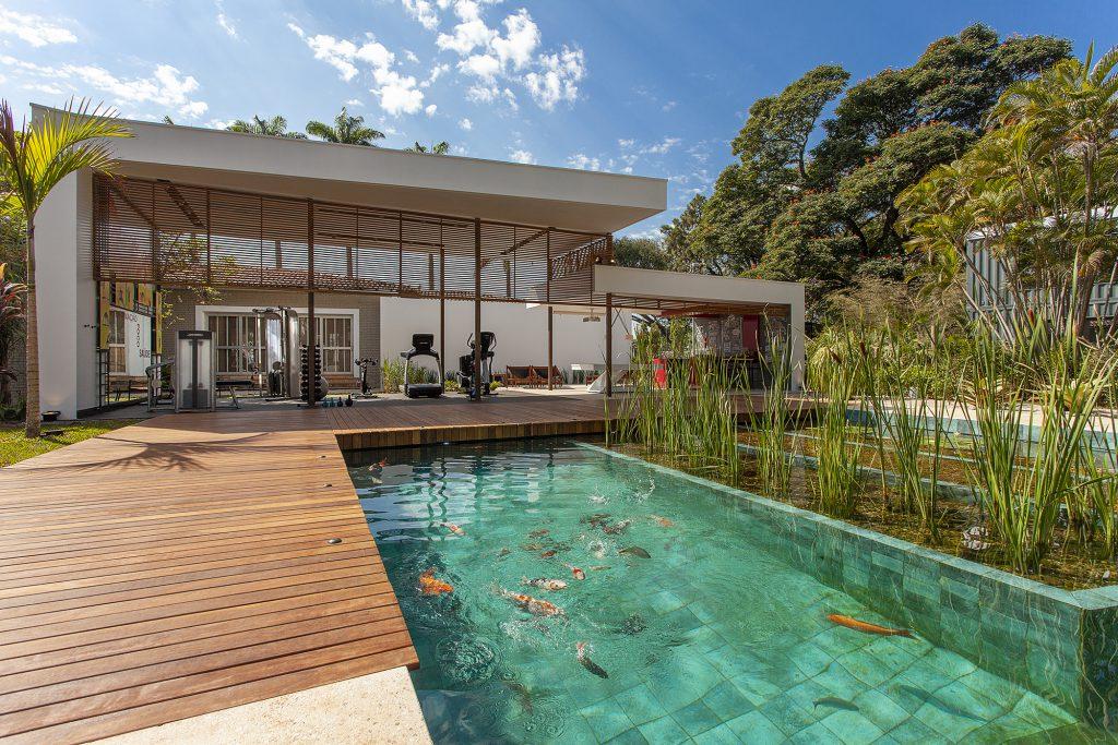 Procurando inspiração para o projeto da sua piscina?